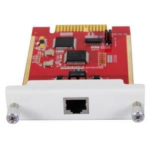 Modulo PRI 1E1 T1 Zycoo - Vista Frontale