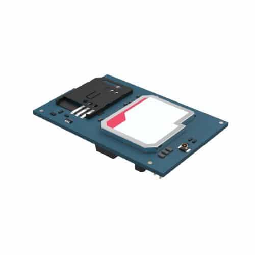 Modulo 3G Yeastar - Vista Lato Sinistro