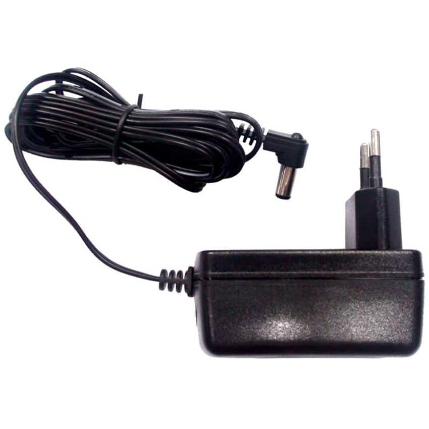 Power Adapter AD-200 - Vista Laterale