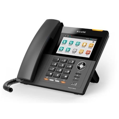 IP-Phone Alcatel Temporis IP901G - Vista Laterale Sinistra