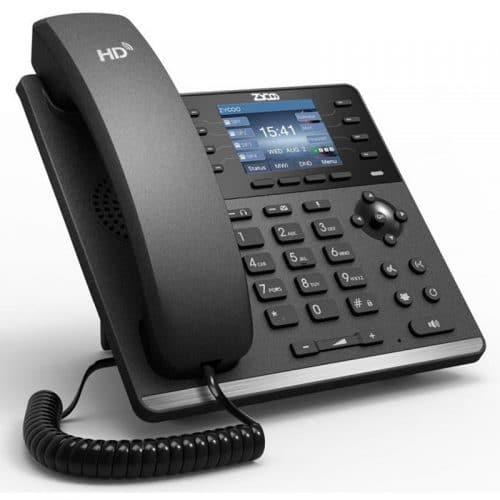 IP-Phone Zycoo H83 - Vista Laterale Destra