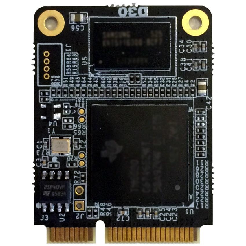 Modulo D30 Yeastar DSP - Vista Lato Destro