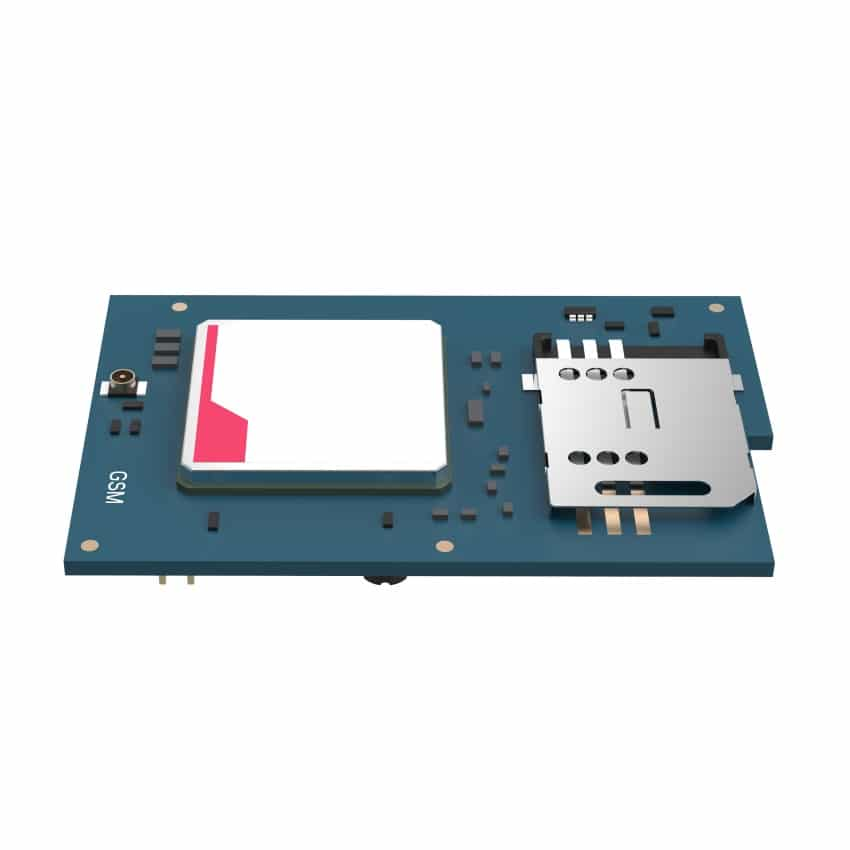 Modulo GSM Yeastar - Vista Lato Sinistro