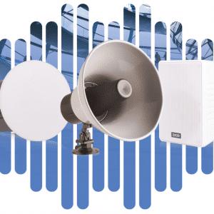 IP Audio Altoparlanti