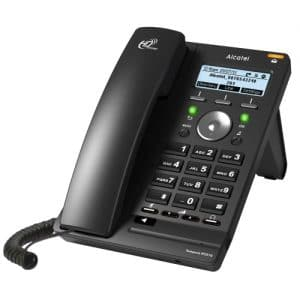 IP-Phone Alcatel Temporis IP251G - Vista Laterale Sinistra