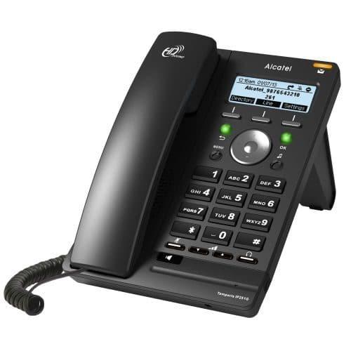 IP-Phone Alcatel Temporis IP251G - Vista Laterale Sinistra