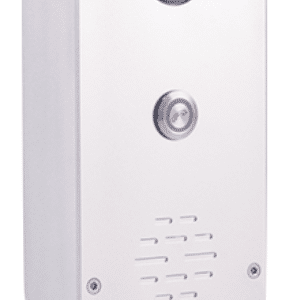 IV03 Interfono Audio-Video Vista Fianco Sinistro