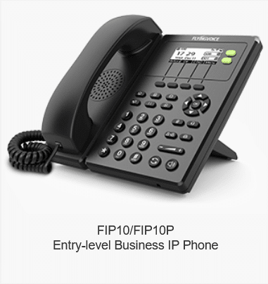 FIP10-FIP10P IP Phone Business Entry-level