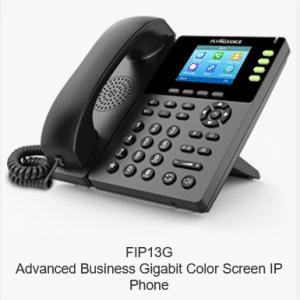 FIP13G Advanced Business Gigabit Color Screen IP Phonne