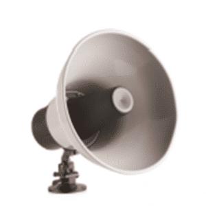 SC30 Tromba Esponenziale Vista Fianco Sinistro