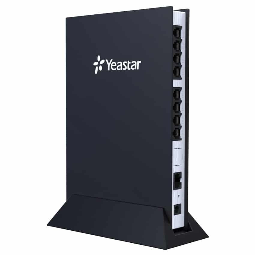 Gateway TA800 Yeastar - Vista Laterale Sinistra