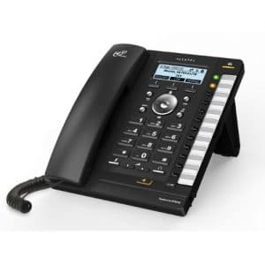 IP-Phone Alcatel Temporis IP301G - Vista Laterale Sinistra