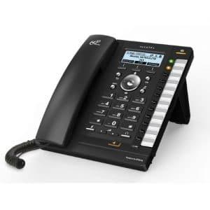 IP-Phone Alcatel Temporis IP301G - Vista Laterale Sinistra