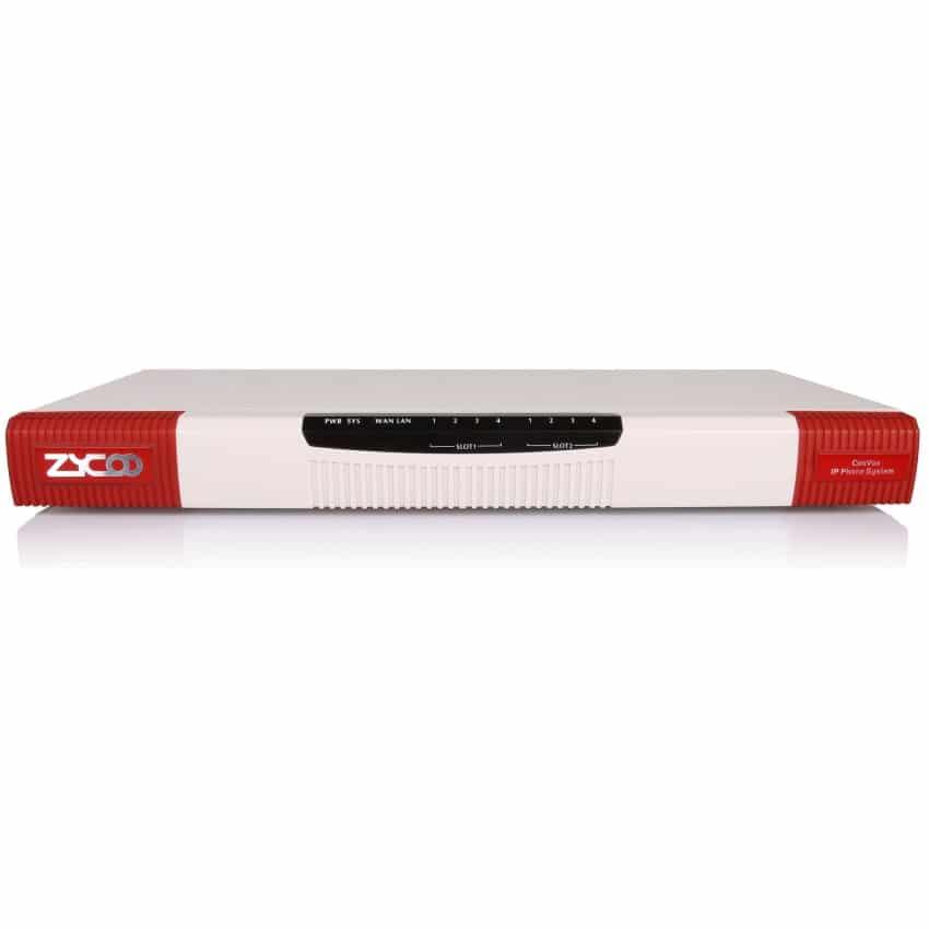 IP-PBX U50 V3 Zycoo - Vista Frontale