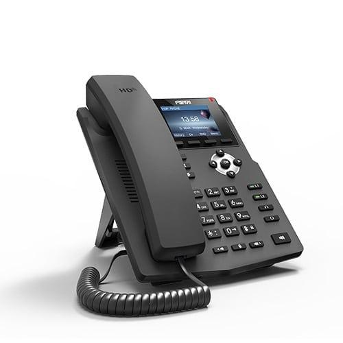 IP-Phone Fanvil X3G - Vista Laterale Destra