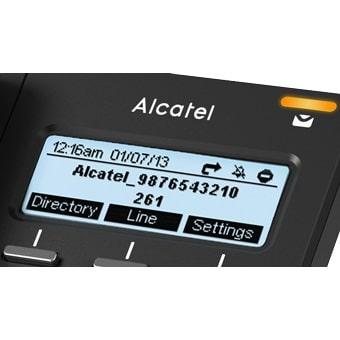 IP-Phone Alcatel Temporis IP251G - Display